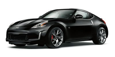 2013 Nissan 370Z Coupe Rear Wheel Drive Power Steering 4-Wheel Disc Brakes Aluminum Wheels Tire