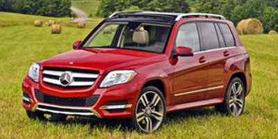 2013 Mercedes GLK-Class GLK350 All Wheel Drive Power Steering 4-Wheel Disc Brakes Aluminum Wheel