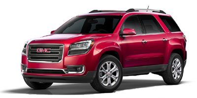 2013 GMC Acadia SLT Front Wheel Drive Power Steering ABS 4-Wheel Disc Brakes Aluminum Wheels T