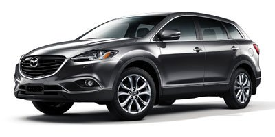2013 Mazda CX-9 Sport Front Wheel Drive Power Steering 4-Wheel Disc Brakes Aluminum Wheels Tire
