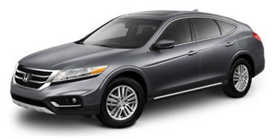 2013 Honda Crosstour EX Front Wheel Drive Power Steering 4-Wheel Disc Brakes Aluminum Wheels Ti
