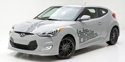 2013 Hyundai Veloster RE:MIX 3dr Cpe Auto RE:MIX Gas I4 1.6L/97