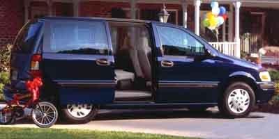 2002 Chevrolet Venture Plus 1SB Pkg