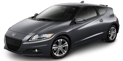 2013 Honda CR-Z EX  Gas/Electric I4 1.5L/91 [2]