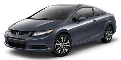 2013 Honda Civic Cpe EX Front Wheel Drive Power Steering 4-Wheel Disc Brakes Aluminum Wheels Ti