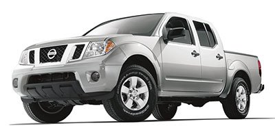 2013 Nissan Frontier SV Four Wheel Drive Tow Hooks Power Steering 4-Wheel Disc Brakes Aluminum