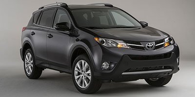 2013 Toyota RAV4 Limited Front Wheel Drive Power Steering 4-Wheel Disc Brakes Aluminum Wheels T