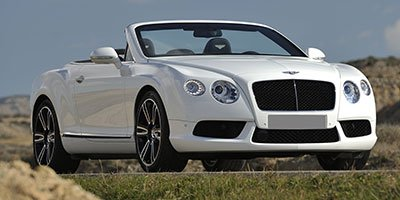 2013 Bentley Continental GT V8  Turbocharged All Wheel Drive Air Suspension 4-Wheel Disc Brakes