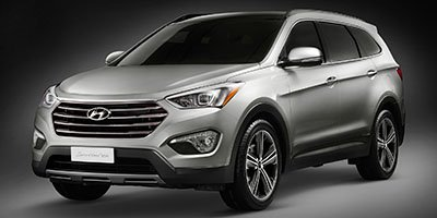 2013 Hyundai Santa Fe Limited AWD 4dr Limited Gas V6 3.3L/204