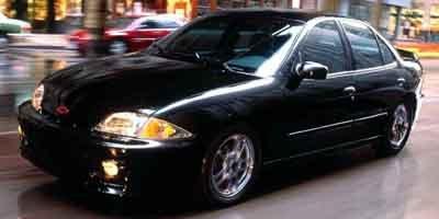 2002 Chevrolet Cavalier LS Sport