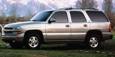2002 Chevrolet Tahoe LT Rear Wheel Drive Tires - Front All-Season Tires - Rear All-Season Conven