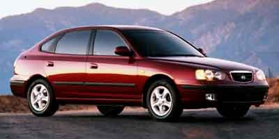 2002 Hyundai Elantra GT Front Wheel Drive Tires - Front All-Season Tires - Rear All-Season Tempo