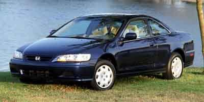 2002 Honda Accord Coupe SE
