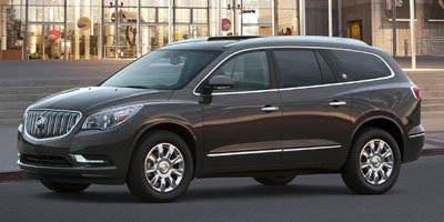 2014 Buick Enclave Leather 288 hp horsepower 36 liter V6 DOHC engine 4 Doors 4-wheel ABS brakes