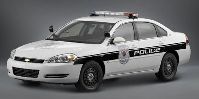 2016 Chevrolet Impala Limited Police Police