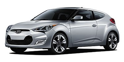 2012 Hyundai Veloster  Front Wheel Drive Power Steering 4-Wheel Disc Brakes Aluminum Wheels Tir