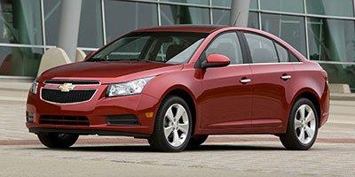 2014 Chevrolet Cruze 1LT 4dr Sdn 1LT Turbocharged Gas I4 1.4L/83 [0]