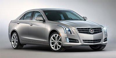 2014 Cadillac ATS RWD 4dr Sdn 2.0L RWD Turbocharged I4 2.0L/ [4]