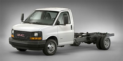 2014 GMC Savana Commercial Cutaway Work Van RWD Specialty Vehicle Rear Wheel Drive Power Steering