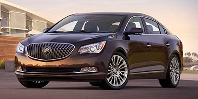 2014 Buick LaCrosse Leather 4dr Sdn Leather FWD w/1SL Gas/Ethanol V6 3.6L/217 [12]