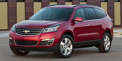 2014 Chevrolet Traverse LT Front Wheel Drive Power Steering ABS 4-Wheel Disc Brakes Aluminum Wh