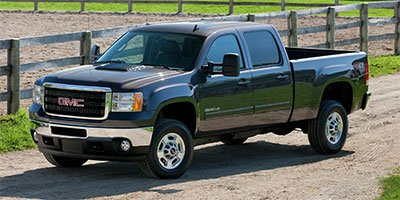 2014 GMC Sierra 2500HD SLE Four Wheel Drive Tow Hooks Power Steering ABS 4-Wheel Disc Brakes A