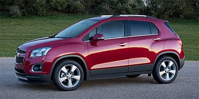 2015 Chevrolet Trax LT AWD 4dr LT w/1LT Turbocharged Gas 4-Cyl 1.4L/83 [7]