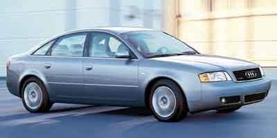 2002 Audi A6  All Wheel Drive Traction Control Stability Control Brake Assist Tires - Front Per
