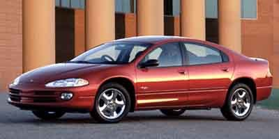 2002 Dodge Intrepid SE Front Wheel Drive Tires - Front All-Season Tires - Rear All-Season Tempor
