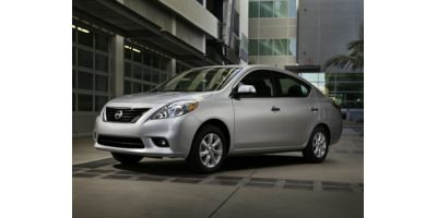 2014 Nissan Versa SV 4dr Sdn CVT 1.6 SV Regular Unleaded I-4 1.6/98