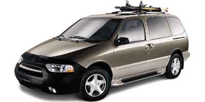 2002 Nissan Quest GLE