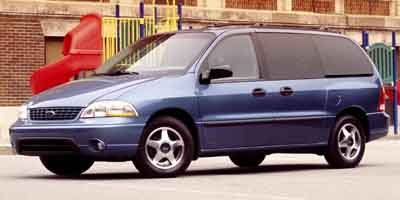 2002 Ford Windstar Wagon SE w210A Front Wheel Drive Tires - Front All-Season Tires - Rear All-Se