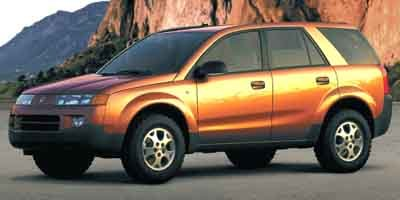 2002 Saturn VUE Sport Utility 4D All Wheel Drive Tires - Front All-Season Tires - Rear All-Season