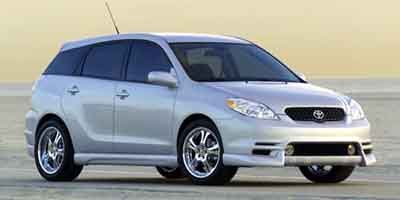 Used 2003 Toyota Matrix in Cookeville, TN