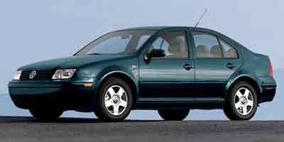 2002 Volkswagen Jetta Sedan GLS Turbocharged Front Wheel Drive Traction Control Tires - Front Al