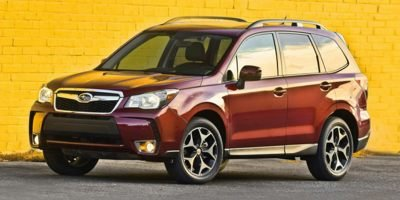 2014 Subaru Forester 25i BASE MODEL All Wheel Drive Power Steering ABS 4-Wheel Disc Brakes Br