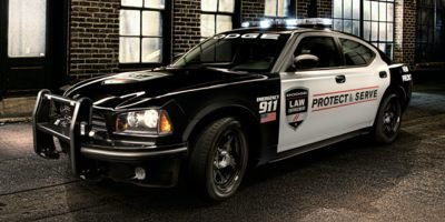 2014 Dodge Charger Police All Wheel Drive Air Suspension Power Steering ABS 4-Wheel Disc Brakes