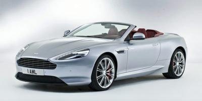 2014 Aston Martin DB9 Volante Rear Wheel Drive Active Suspension Power Steering ABS 4-Wheel Dis