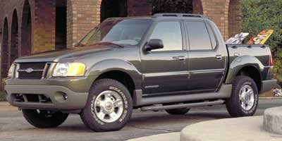 2002 Ford Explorer Sport Trac Base
