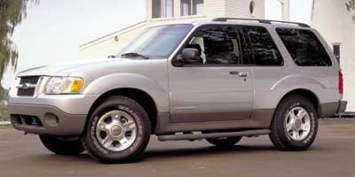 2002 Ford Explorer Sport Base