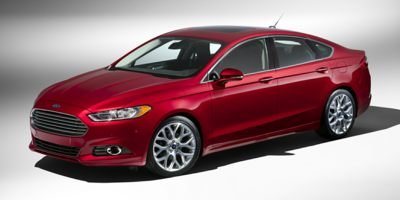 2014 Ford Fusion Titanium Turbocharged Front Wheel Drive Power Steering ABS 4-Wheel Disc Brakes
