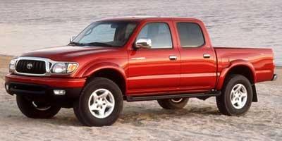 2002 Toyota Tacoma Base