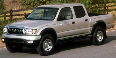 2002 Toyota Tacoma PreRunner Rear Wheel Drive Tires - Front All-Season Tires - Rear All-Season S