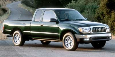 Used 2002 Toyota Tacoma in Spartanburg, SC