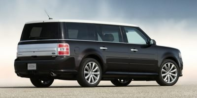 2014 Ford Flex SEL Front Wheel Drive Power Steering ABS 4-Wheel Disc Brakes Brake Assist Alumi