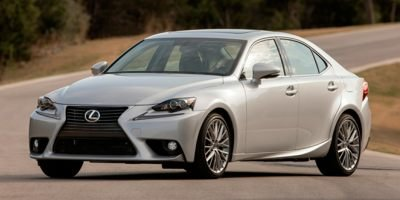 2014 Lexus IS 250  INTUITIVE PARKING ASSIST  -inc front and rear sensors LUXURY PACKAGE WGRAY WO