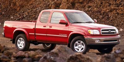2002 Toyota Tundra SR5 Four Wheel Drive Tires - Front All-Season Tires - Rear All-Season Convent