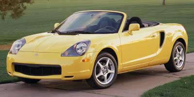 2002 Toyota MR2 Spyder 2DR CONV MT SEQ Rear Wheel Drive Tires - Front Performance Tires - Rear Pe