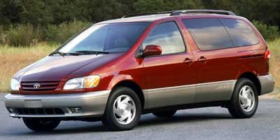 Used 2002 Toyota Sienna in Greenwood, IN
