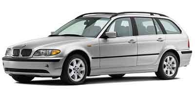 2002 BMW 3 Series 325xi All Wheel Drive Traction Control Stability Control Tires - Front Perform